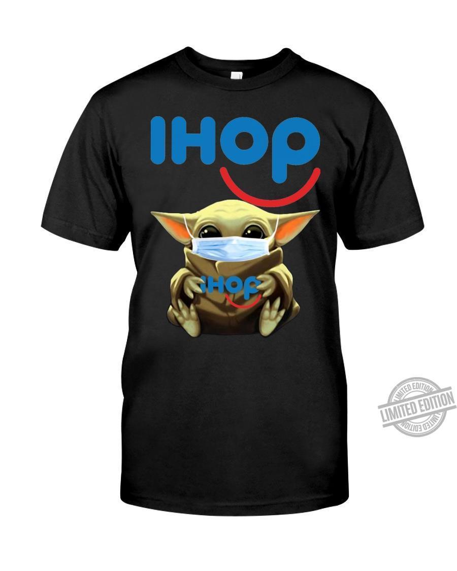 Baby Yoda IHOP Shirt